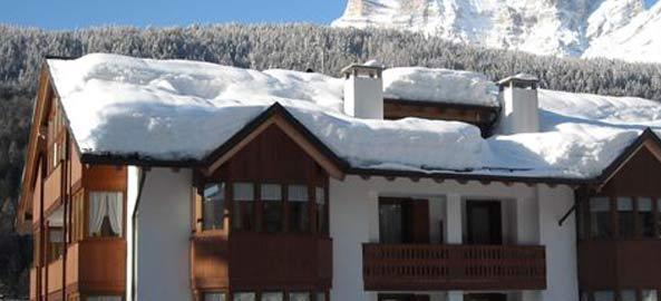 Apartamenty dla narciarzy we Włoszech
