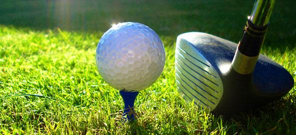 Golf - pole golfowe blisko hotelu Włochy