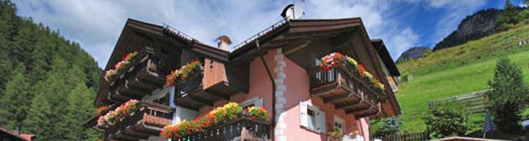 Pensjonaty dla narciarzy we Włoszech