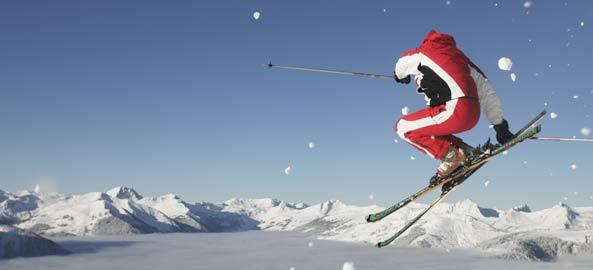 Hotele dla aktywnych na nartach we Włoszech