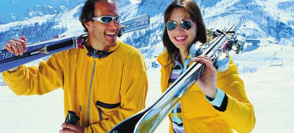 Wyjazdy na narty Włochy