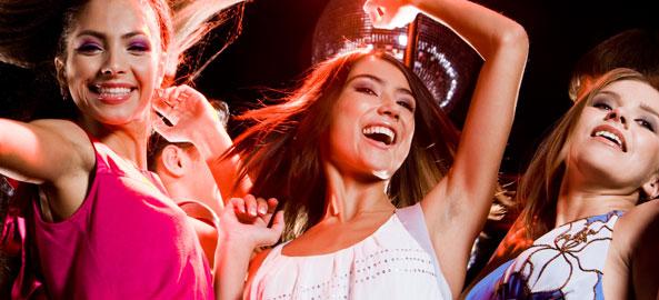 Imprezy, kluby, bary Włochy